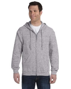 G186 Gildan Adult Heavy Blend™ 13.3 oz./lin. yd., 50/50 Full-Zip Hoodie 12-24 pcs.